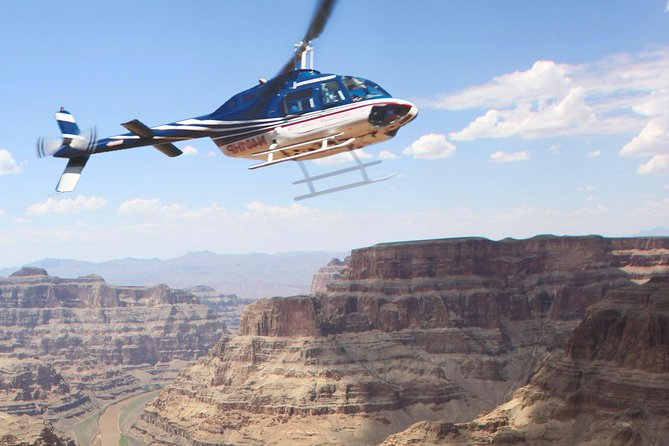 Grand Canyon Western Ranch Air and Ground Tour