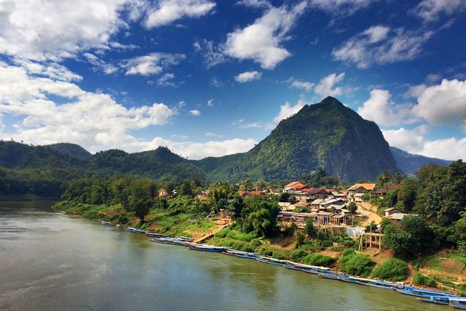 Day Trip to Nong Kiaw Including Nam Ou River Cruise from Luang Prabang