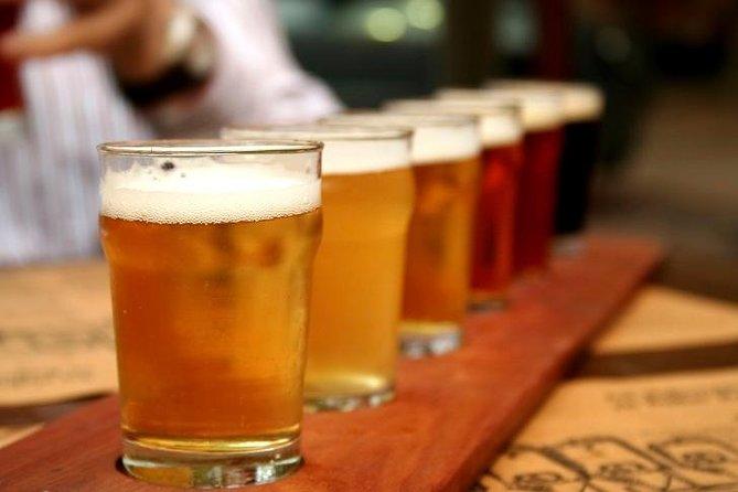 Visita a la cervecería del centro de Melbourne