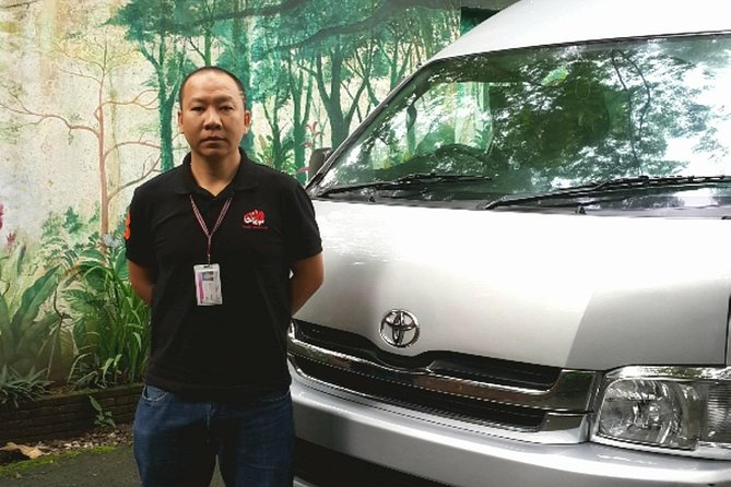 Full day car hire with private English speaking driver