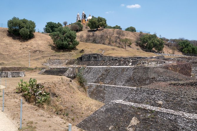Cholula Pyramid and Puebla: Private Tour From Mexico City photo 4