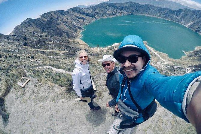 3 Day Tour in Quito City - Mitad del Mundo,Cotopaxi Volcano, and Quilotoa Lagoon