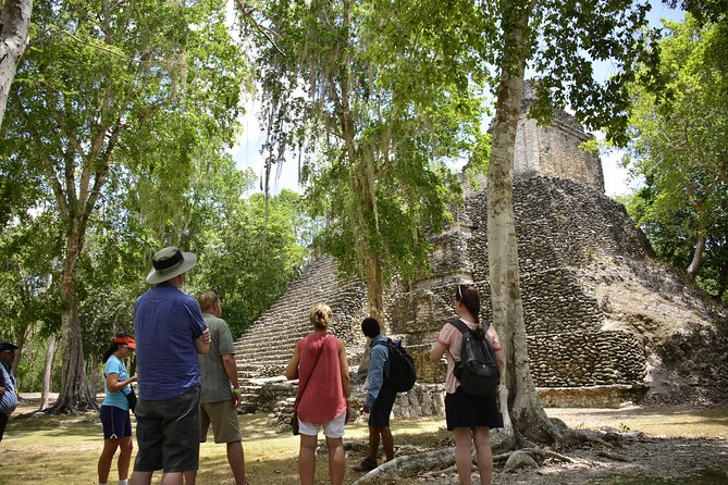 1 Day Tour Kohunlich + Dzibanche Mayan Cities With Certified Guide