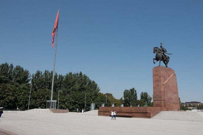 The best of Bishkek Walking Tour