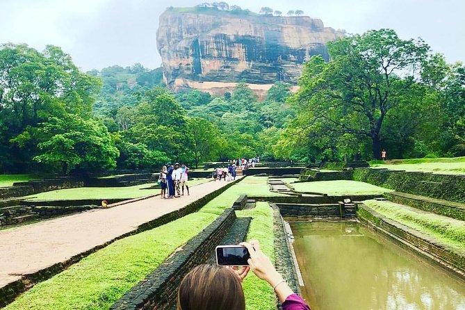 2 Day Tour to Sigiriya & Minneriya safari From Colombo