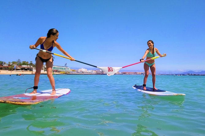 Stand Up Paddle Surf Board Lesson
