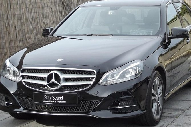 Dublin Airport Or Dublin City To Dingle County Kerry Private Chauffeur Transfer
