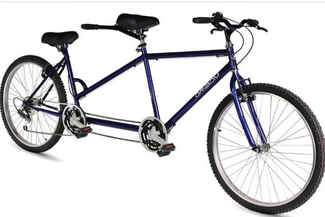 "26 ""Tandem Rolled Bike Rental"