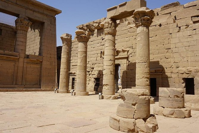 Private day tour to Kalabsha and Nubian Museum