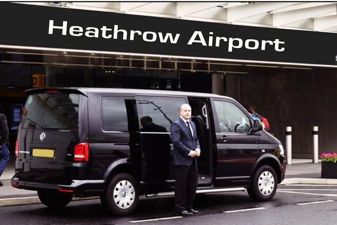 Heathrow Airport to London Private Arrival Transfers
