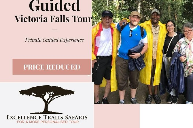 Guided Tour of the Falls