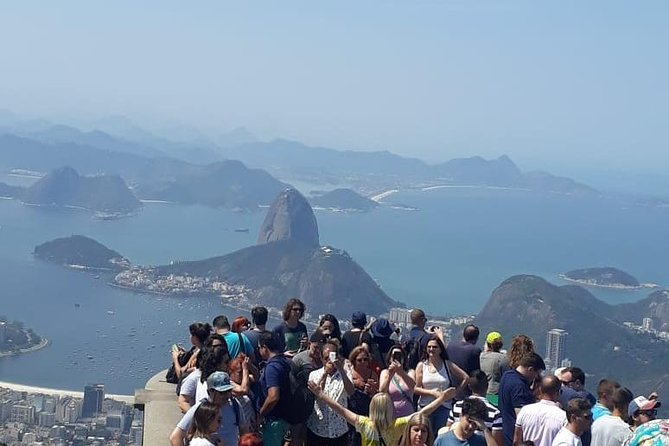 Rio's Overview Private Tour - The Best Sights including Airport Or Port Pick-ups