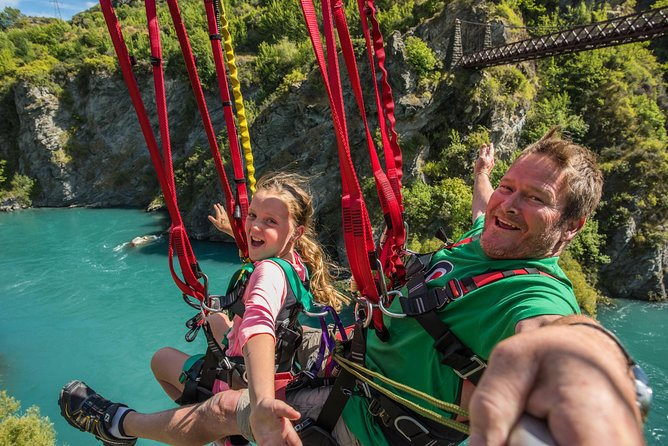 Kawarau Bridge Zipline Experience from Queenstown