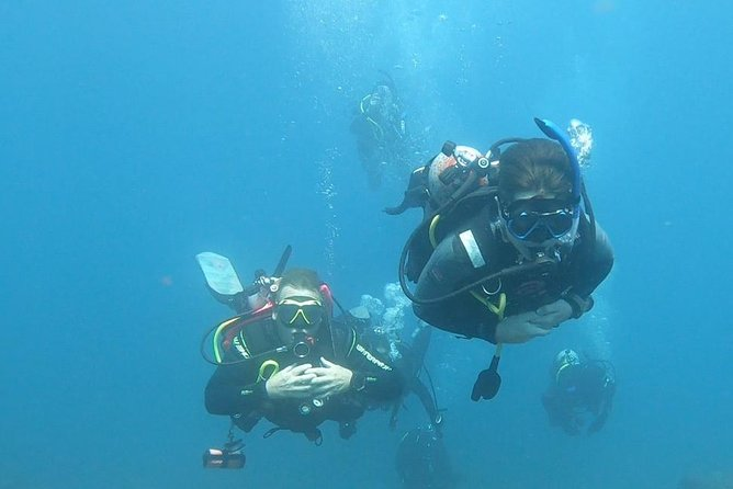 Try Suba Diving
