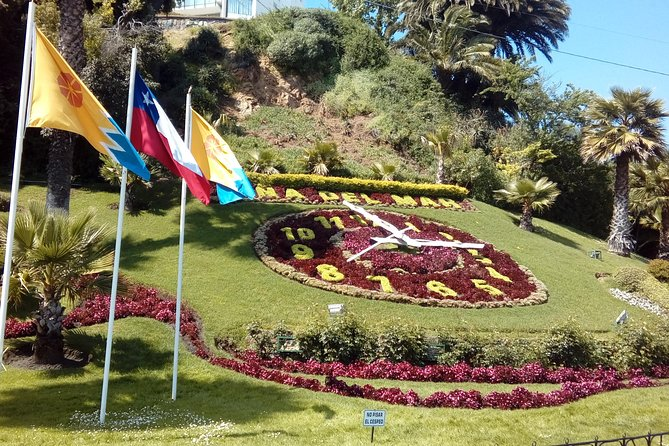 Private Tour to Viña del Mar: City of flowers, summer and festival