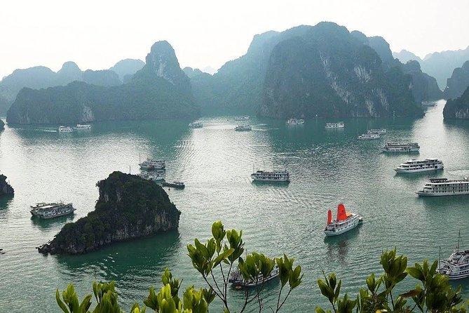 Explore Ha Long Bay Beauty 2 Days 1 Night