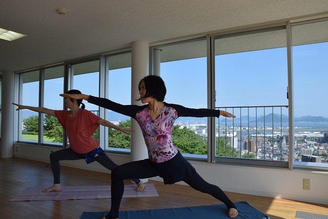 Yoga with Prayer & Meditation Retreat in Hiroshima, a City of Peace
