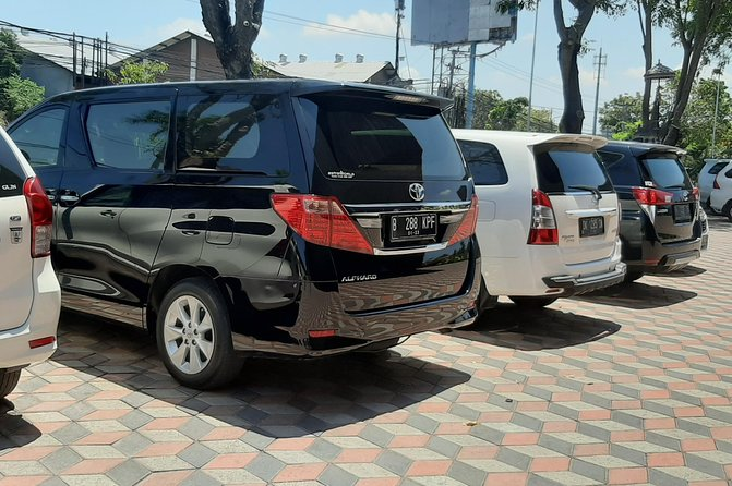 Private Transfer Airport to Ubud