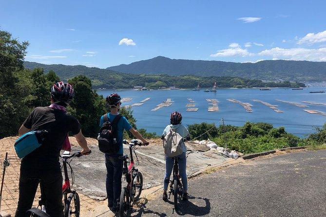 Recorrido en bicicleta por las maravillosas islas SETOUCHI