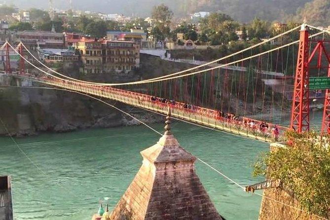 Rishikesh and Haridwar Tour from Delhi, India