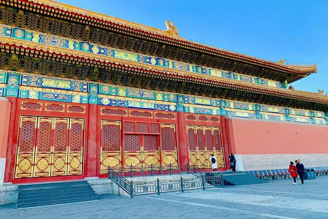 All Inclusive Beijing City Highlight Tour