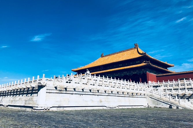 All Inclusive Tour to Temple of Heaven, Tiananmen Square and Forbidden City