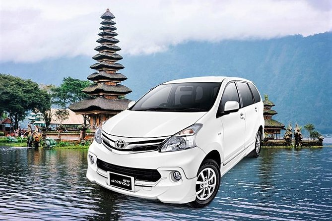 Private Bali Car Rental with English Speaking Female Driver