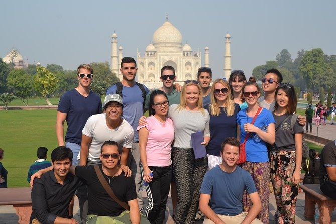 Experience UNESCO World Heritage Sites - Agra Day Tour