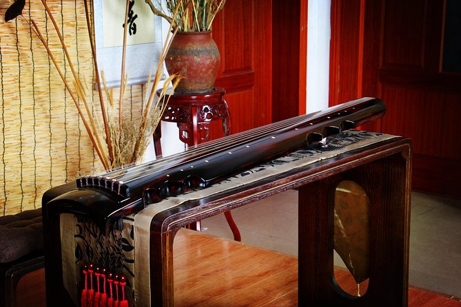 Guqin Experience and Traditional Tea Ceremony