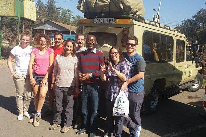 4 Days Camping Safari