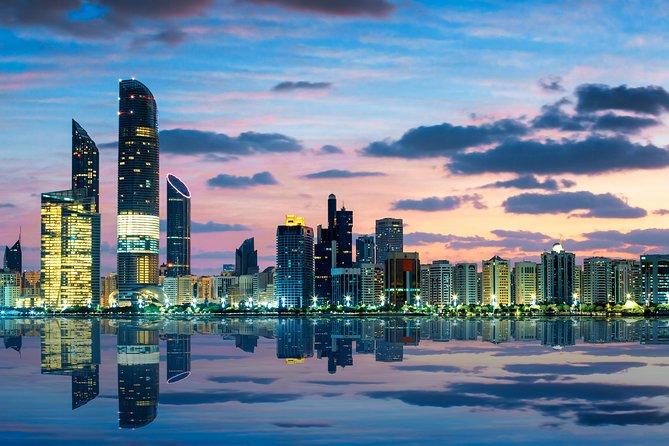 Abu Dhabi Modern City Tour