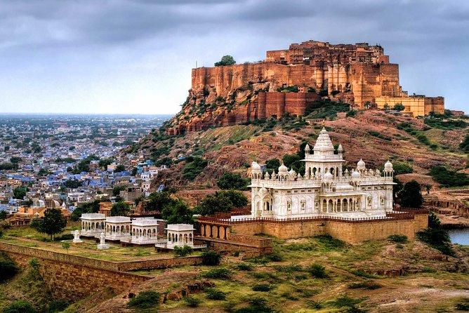 8 Nights 9 Days Delhi Agra Jaipur Jodhpur Udaipur Tour