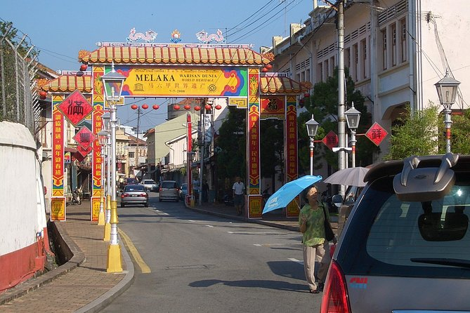 Guided Malacca City Tour Including Lunch