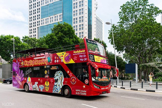 Singapore City Sightseeing Bus Tour photo 3