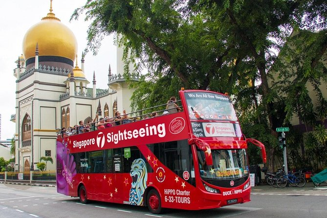 Singapore City Sightseeing Bus Tour photo 2