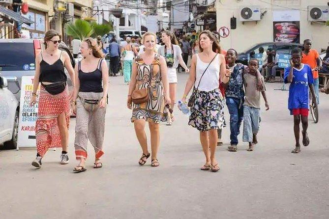 Stone Town Tour (Group Walking)