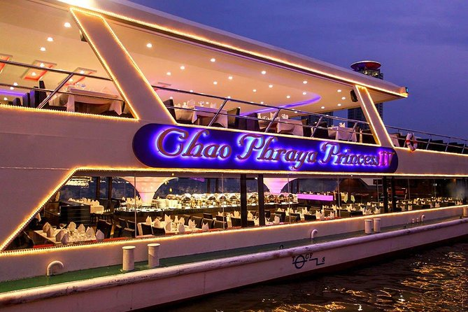 Dinner Chao Phraya Princess Cruise On The River With Transfer photo 1