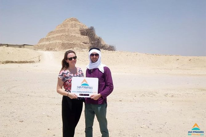 Private tour Sakkara and Memphis