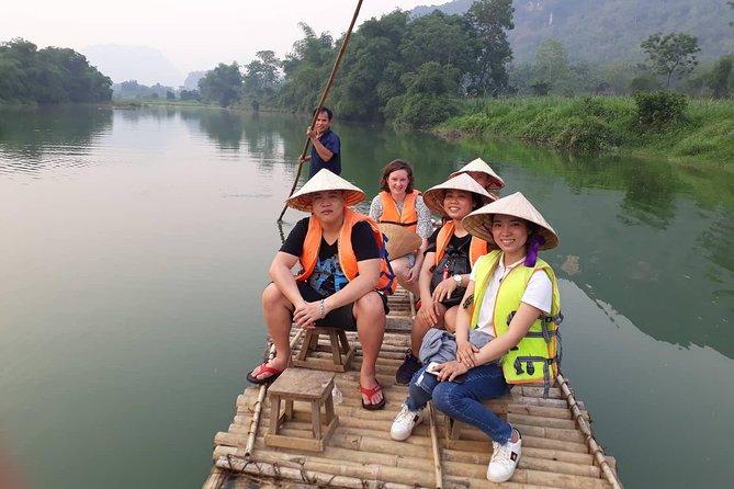 3Days - Best Adventure Pu Luong Nature Reserve - Ninh Binh: trek,cave,cycle,boat