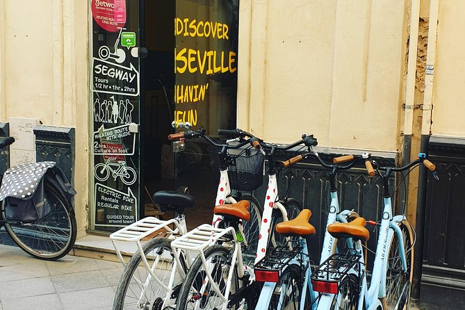 All Of Seville Biketour