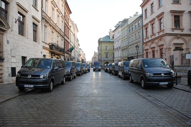 Warsaw-Cracow transfer photo 1