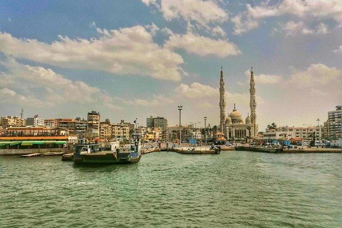 Over Day tour to Port Said City