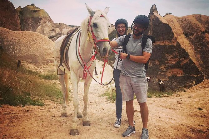 4-Hour-Horsebackriding-Tour through Cappadocia photo 2
