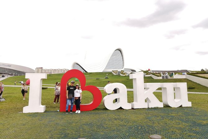 Baku city & Old town private tour