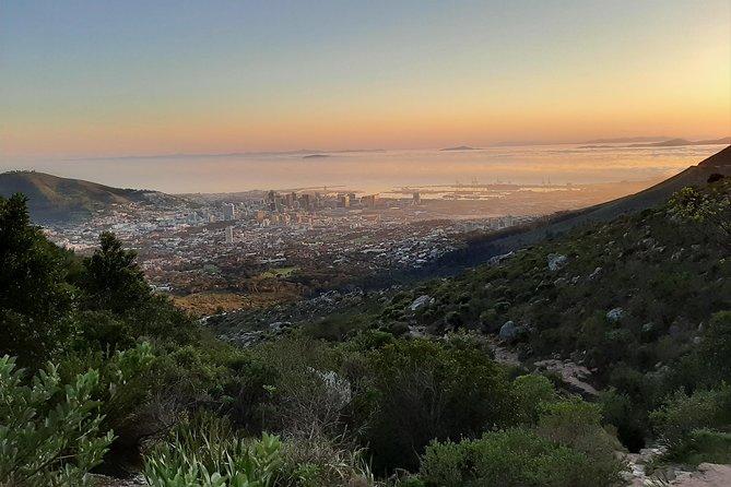 Hike Table Mountain sunrise via Platteklip gorge morning tour