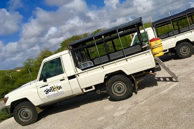 National Park Jeep Safari