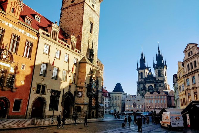 Prague Full Day Private Walking Tour