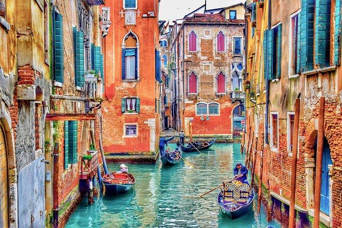 Classic Venice: Doge's Palace & Saint Mark's Basilica, Gondola ride