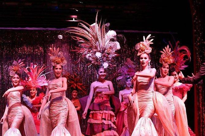 Calypso Cabaret Show + Thai Dinner (Menu) + Thai Dance