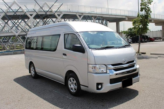 Transfer Private Van From Suvarnabhumi Airport - City Bangkok Centre Hotel